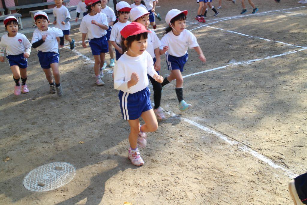 年中マラソン開始