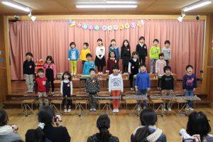 みんなの音楽会(参観)