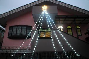 クリスマスイルミネーション点灯式