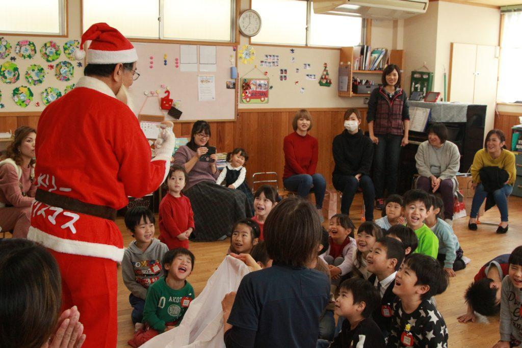 クリスマス会(前半)